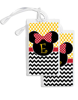 Bag Tags - Minnie Mouse