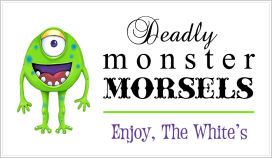 Halloween Enclosure Cards (ECRH) - The Green Monster