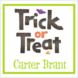 Halloween Enclosure Cards, Tags and Stickers (ECSH) - Trick Or Treat