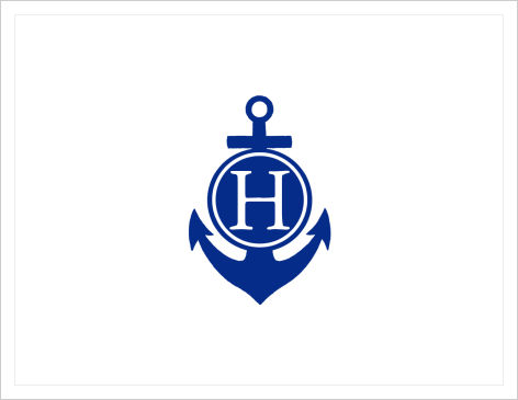 Note Cards - Anchor Option 1 (Initial or Monogram)