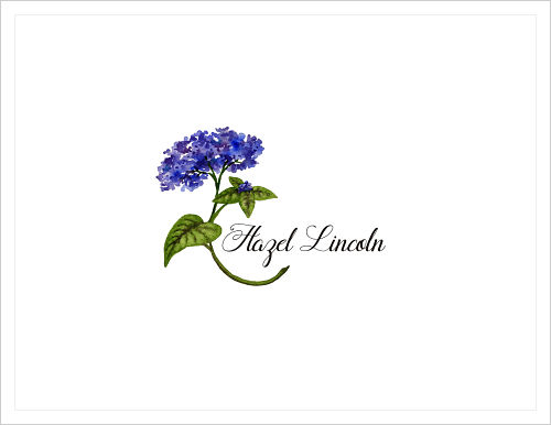Note Cards - Beautiful Hydrangea