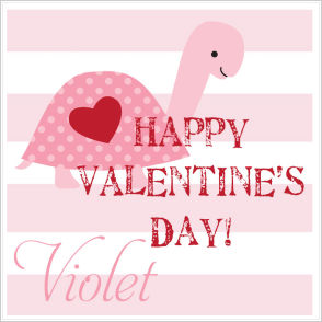 Valentine Tags and Stickers (VTS) - You're Tweet!